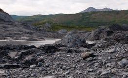 Matanuska Glacier Royalty Free Stock Images