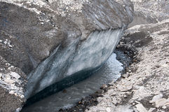 Matanuska Glacier Stock Image