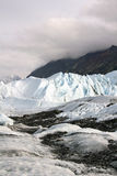 Matanuska Glacier Royalty Free Stock Images