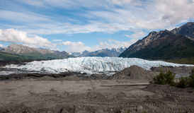 Matanuska lodowiec Obraz Stock