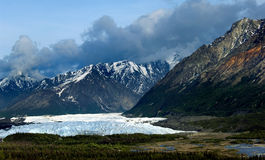 Matanuska River Royalty Free Stock Photography