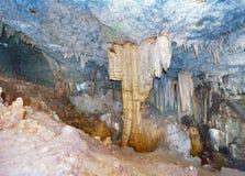 Matanzas, Cuba Cavernes de Bellamar ? l'int?rieur photos libres de droits