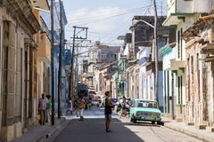 Matanzas, Cuba Royalty Free Stock Photo