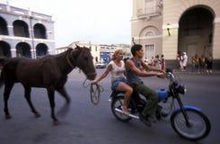 MATANZAS DELL'AMERICA CUBA Fotografia Stock Libera da Diritti