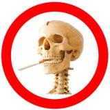 Matanzas que fuman Imágenes de archivo libres de regalías