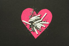 Matanzas que fuman Foto de archivo libre de regalías