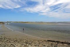 Matanzas rzeka Obraz Royalty Free