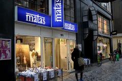 MATAS-GROOTWINKELBEDRIJF Stock Fotografie