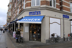 MATAS-GROOTWINKELBEDRIJF Stock Foto's