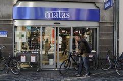 MATAS STORE Stock Photo