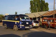 Matatu Μομπάσα Στοκ Φωτογραφίες