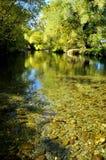 mataura river2 Arkivbilder