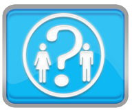 Match. Button for relationship symbol Royalty Free Stock Image