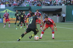Match ALL-STAR de MLS Photographie stock