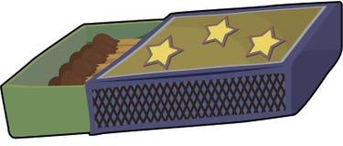 Match box Stock Image