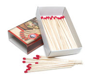 Match box Stock Images