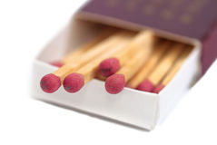 Match Box Series 01 Stock Images