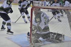 Match de hockey Image libre de droits
