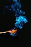 Match-Explosion Lizenzfreies Stockfoto