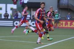Match för MLS ALL STAR Royaltyfria Foton