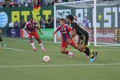 Match för MLS ALL STAR Royaltyfri Fotografi