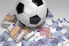 Match Fixing royalty free stock images