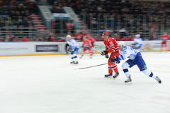 29/10/2014 match between hockey clubs  Stock Image