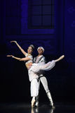 """Match partner- ballet """"One Thousand and One Nights"""" Royalty Free Stock Photography"""