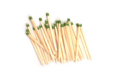 Match Sticks Stock Image