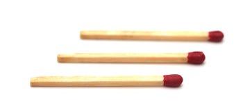 Match Sticks Stock Photo