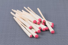 Match Sticks Royalty Free Stock Photos