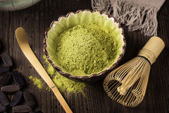 Matcha Stock Photography