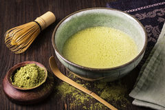 Matcha Royalty Free Stock Photo
