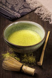 Matcha Stock Photo
