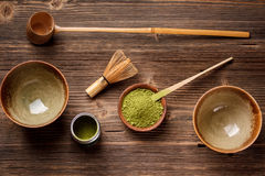 Matcha Royalty Free Stock Photos