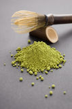 Matcha tea Royalty Free Stock Image