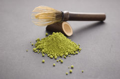 Matcha tea Stock Photography