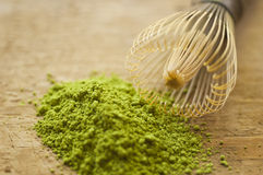 Matcha tea Royalty Free Stock Photography
