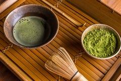 Matcha tea Royalty Free Stock Photo