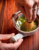 Matcha tea Royalty Free Stock Image