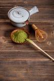 Matcha tea Royalty Free Stock Photos