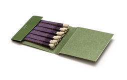 Matchbook isolated Stock Images