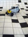 matchbox автомобиля Стоковое Изображение