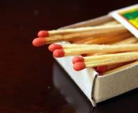 matchbox предпосылки Стоковые Фотографии RF