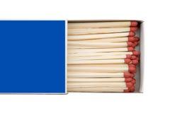Matchbox Royalty Free Stock Photo