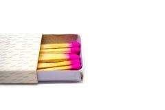 matchbox fotografie stock