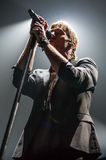 Matchbox20 in Concert. Stock Photography