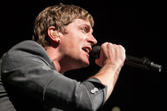Matchbox20 in Concert. Royalty Free Stock Photo