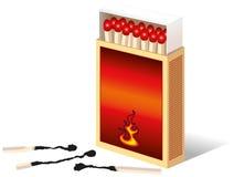 Matchbox Royalty Free Stock Image
