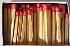 Matches 011 Royalty Free Stock Photography